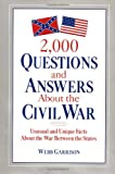 2,000 Questions and Answers about the Civil War, Webb B. Garrison, 0517189267