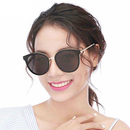 DT de Sol Gafas 3 Sol Color polarizadas Coreanas 1 Femeninas Delgadas Gafas de Gafas 4UX4qZrx