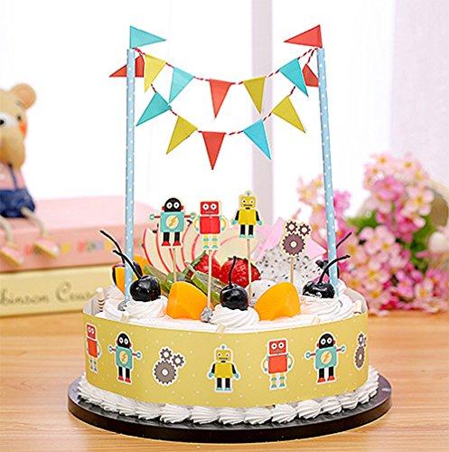 robot cake - 8