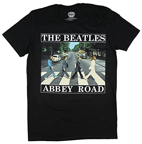 Amazon Beatles Abbey Road Licensed Graphic T Shirt Clothing