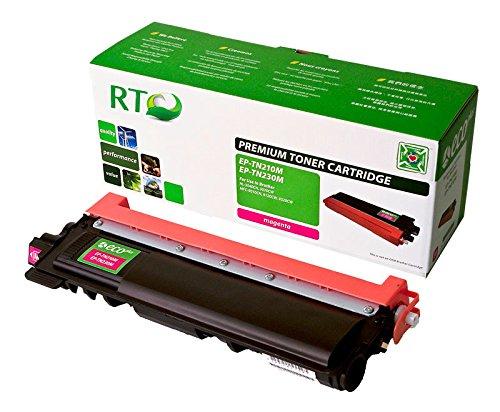 (Renewable Toner © TN-210M (TN210   TN-210) Compatible Magenta Laser Toner Cartridge for Brother Printers: DCP-9010CN, MFC-9010CD, MFC-9120CN, MFC-9125CN, MFC-9320CW, MFC-9320CN, MFC-9325CW, HL-3040CN, HL-3045CN, HL-3070CW, HL-3075CW)