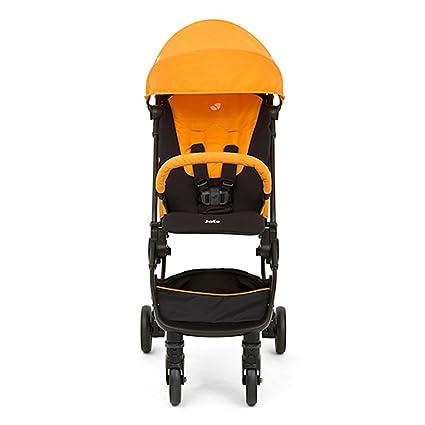 Carrito de bebé de Joie Pact Lite Buggy. Diseño 2018 naranja Mango