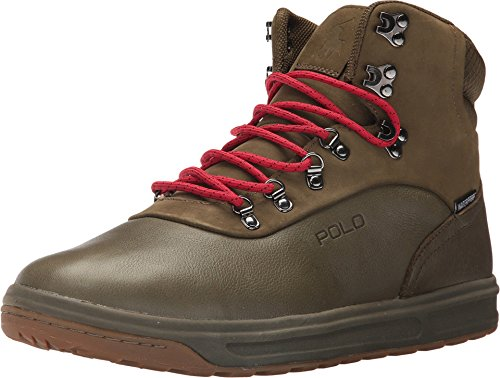 Ralph Lauren Polo Men ALPINE100 Sneaker Green
