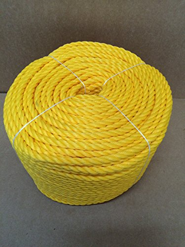 Poly 3 Strand Twist Rope - 3