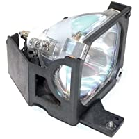 Electrified ELPLP13-2 Replacement Lamp with Housing for Epson Projectors