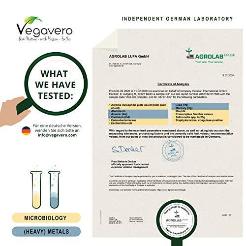 Antioxidant-Supplements-Vegavero-NO-Additives-with-Acai-Berry-Aronia-Berry-Pomegranate-Rosehip-Cranberry-120-Capsules-100-Vegan