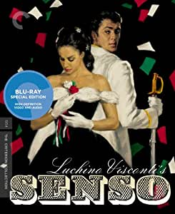 Senso (The Criterion Collection) [Blu-ray]