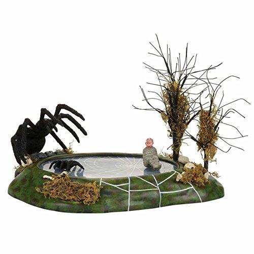 Department 56 Halloween Village Animated Nightmare (Spider 56 Halloween)