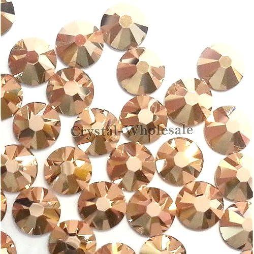 Rose Gold Beads Amazoncom