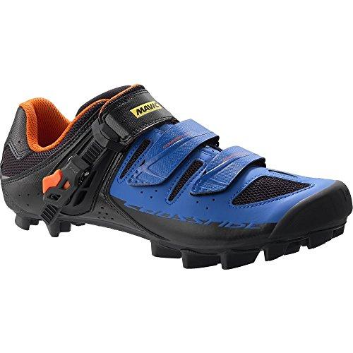 Mavic Crossride SL Elite MTB Fahrrad Schuhe schwarz/blau 2016: Größe: 36