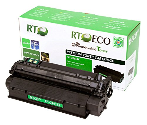 Renewable Toner 13X Q2613X Black Compatible Toner Cartridge for LaserJet 1300 Series