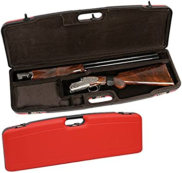 Beretta – Maletín rígido de ABS con acabado en piel para escopeta superpuesta de tiro: Amazon.es: Deportes y aire libre