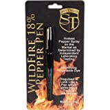 SAFETY TECHNOLOGY Wildfire Pepper Pen 18% 1/2 oz. For Sale
