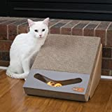 "K&H Pet Products Scratch, Ramp and Track Cardboard Cat Scrather Toy 15"" x 12"" x 10"""