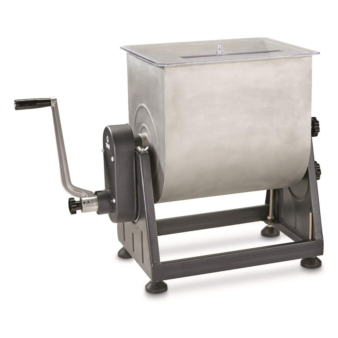 Guide Gear 7 Gallon Stainless Steel Meat Mixer with Tilt by Guide Gear