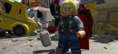 Jual Lego Marvels Avengers Xbox One Building Sets Weshop