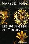 Les bourgeois de Minerve par Rouy