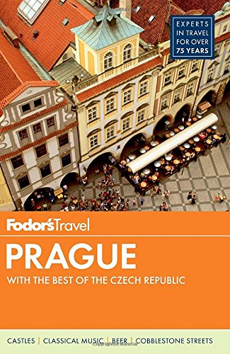 Fodor's Prague: with the Best of the Czech Republic (Full-color Travel Guide) (Fodors Central Europe compare prices)