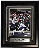 #3: Corey Clement Signed Framed 8x10 Philadelphia Eagles Super Bowl LII TD Photo JSA