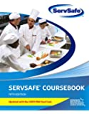 ServSafe CourseBook with Paper/Pencil Answer Sheet Update with 2009 FDA Food Code (5th Edition)