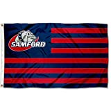 Samford Stars and Stripes Nation College Flag