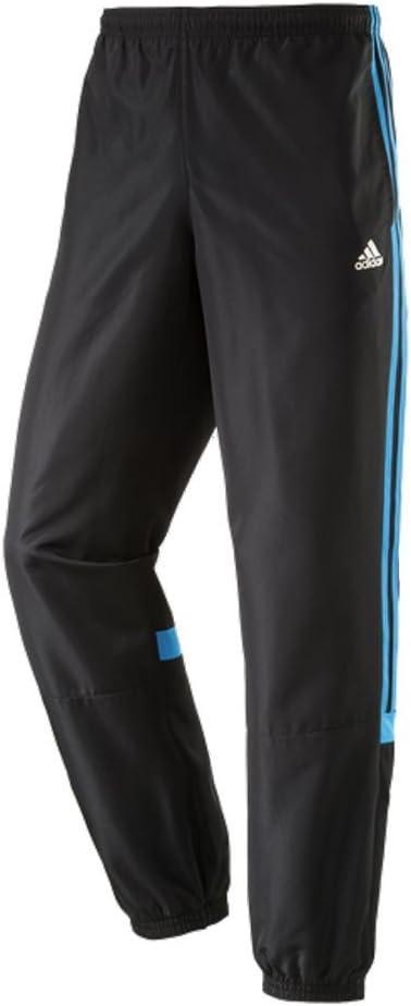 adidas Herren Sport Präsentationshose Woven Tentro schwarz