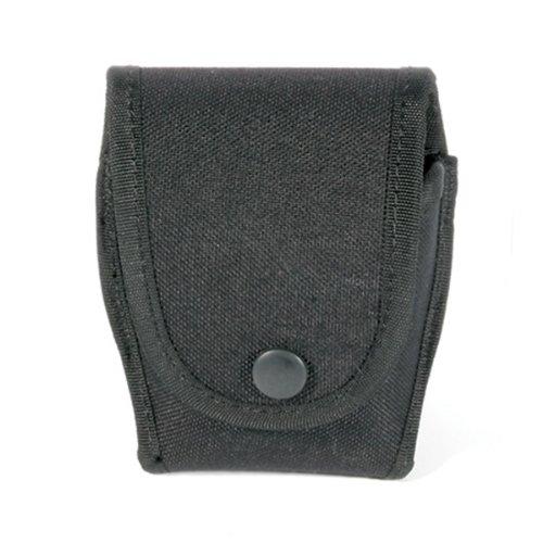 - BLACKHAWK! Traditional Black Cordura Single Cuff Case