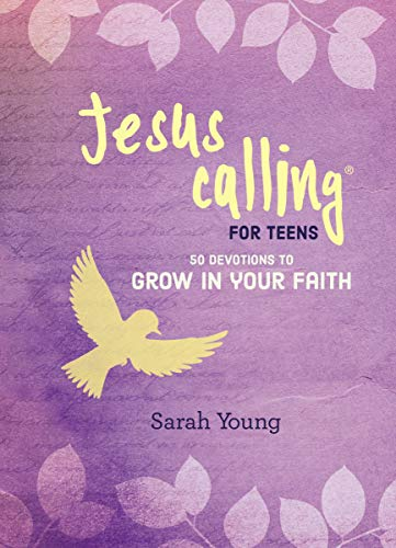 Jesus Calling: 50 Devotions to Grow in Your Faith (Jesus Calling®)