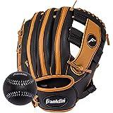 "Franklin Sports  RTP Teeball Performance Gloves & Ball Combo, 9.5"""