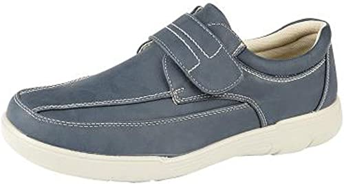 Mens Velcro Casual Lightweight Shoes