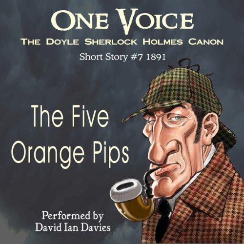 Bargain Audio Book - The Five Orange Pips