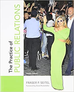 Book The Practice of Public Relations (12th Edition)