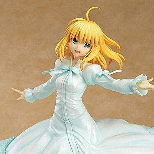 HZLQ Fate / stay Night: Arutoria Pendoragon Action Figure Collection Geanimeerde Karakter Model Standbeeld Decoratie (21 CM) -uitstekende Kid Geschenken