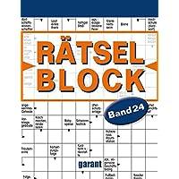 Rätselblock Band 24