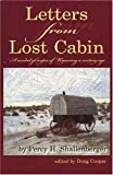 img - for Letters From Lost Cabin : A Candid Glimpse of Wyoming a Century Ago book / textbook / text book