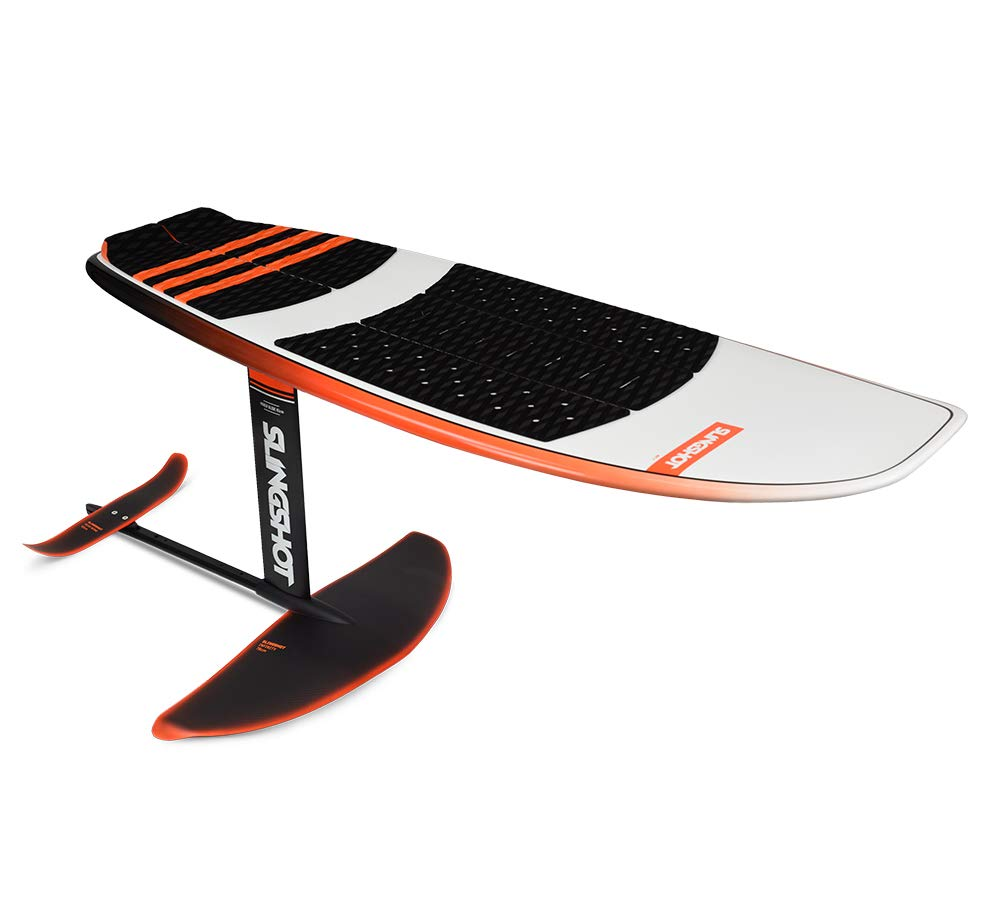 Slingshot Sports 2019 Hover Glide Foil Wakesurf Package Complete by Slingshot Sports