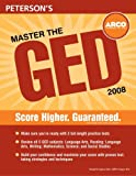 Arco Master the GED, Ronald M. Kaprov and Steffi R. Kaprov, 0768924820