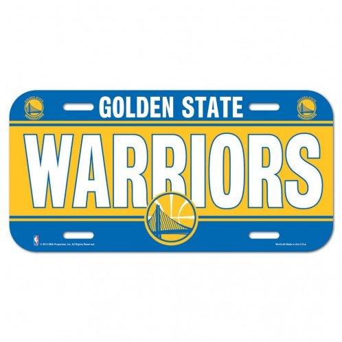 'Prodotto con licenza ufficiale NBA Golden State Warriors Schild, Lavagna in 15x 30cm WinCraft 84346614