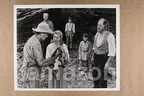 "Vintage Photo of JAMES STEWART, CARROLL BAKER ""How the West Was Won"" by MMGvintage_Photos"
