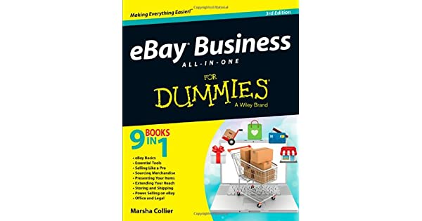 Amazon.com: eBay Business All-in-One For Dummies ...