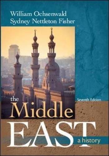 007338562X - The Middle East: A History