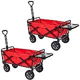 881a69c1dd36 Amazon.com: Red - Wheelbarrows / Wheelbarrows & Replacement Parts ...