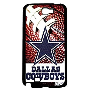 Dallas Cowboys Football Sports Hard Snap on Phone Case (Note 2 II)