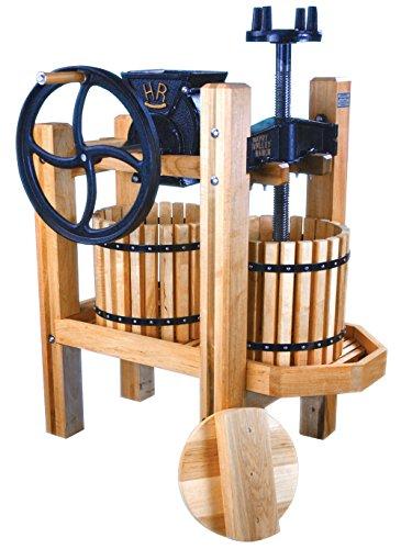 Apple Crusher (American Harvester Cider Press & Grinder by Happy Valley)