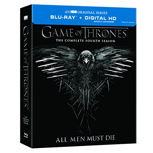 Game of Thrones The Complete Fourth Season [Blu-ray]