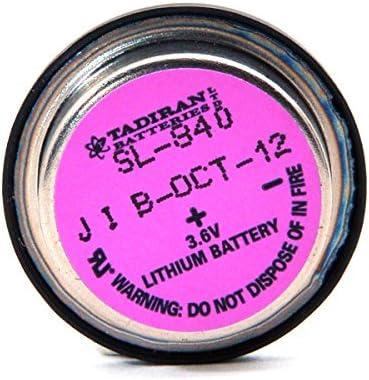 Tadiran Lithium Battery Blister Sl840 P 3 6v 420mah Box Es
