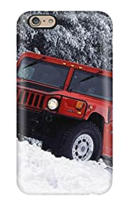 CagleRaymondy Case Cover For Iphone 6 - Retailer Packaging Hummer Protective Case