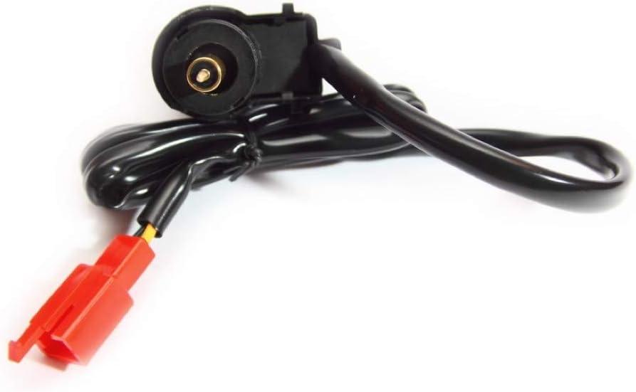 Red e-Choke Maxtuned for Minarelli Peugeot G6/Models