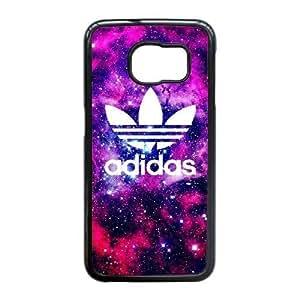 Samsung Galaxy S6 Edge Cell Phone Case Black Adidas_017