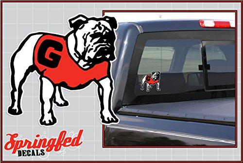 Georgia Bulldogs UGA Mascot #3 6